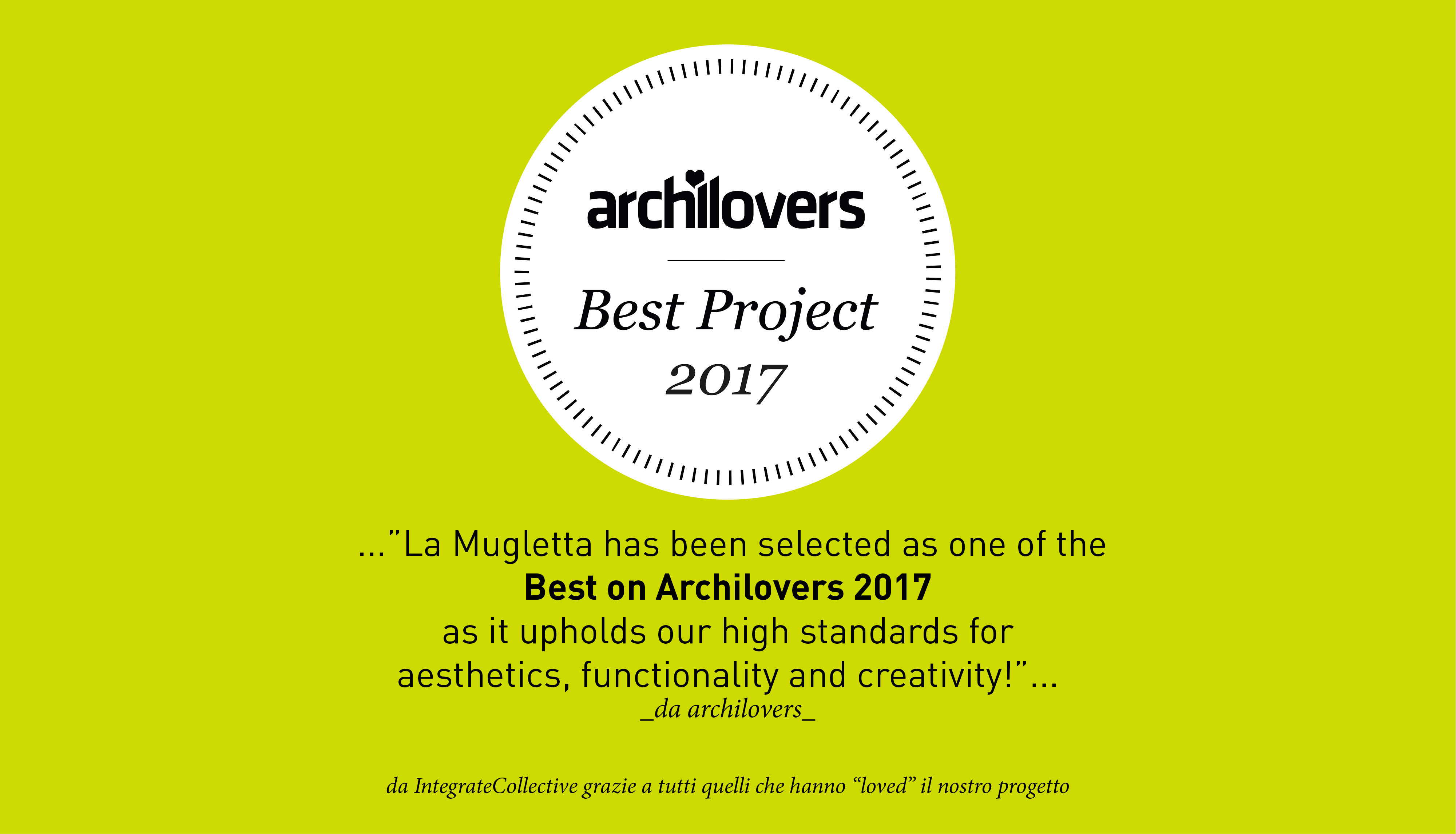 premio archilovers