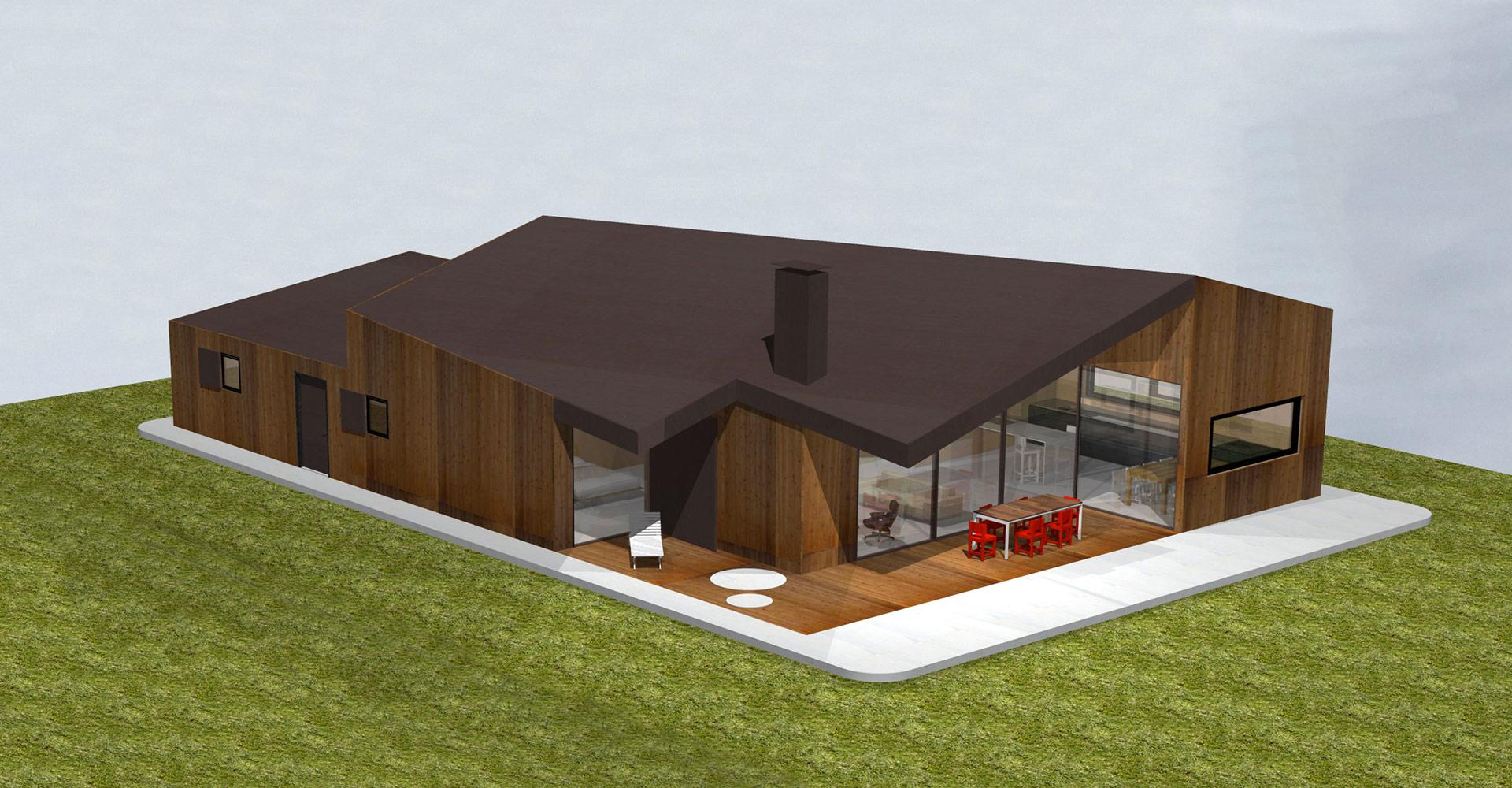 Temporin – architettura 02