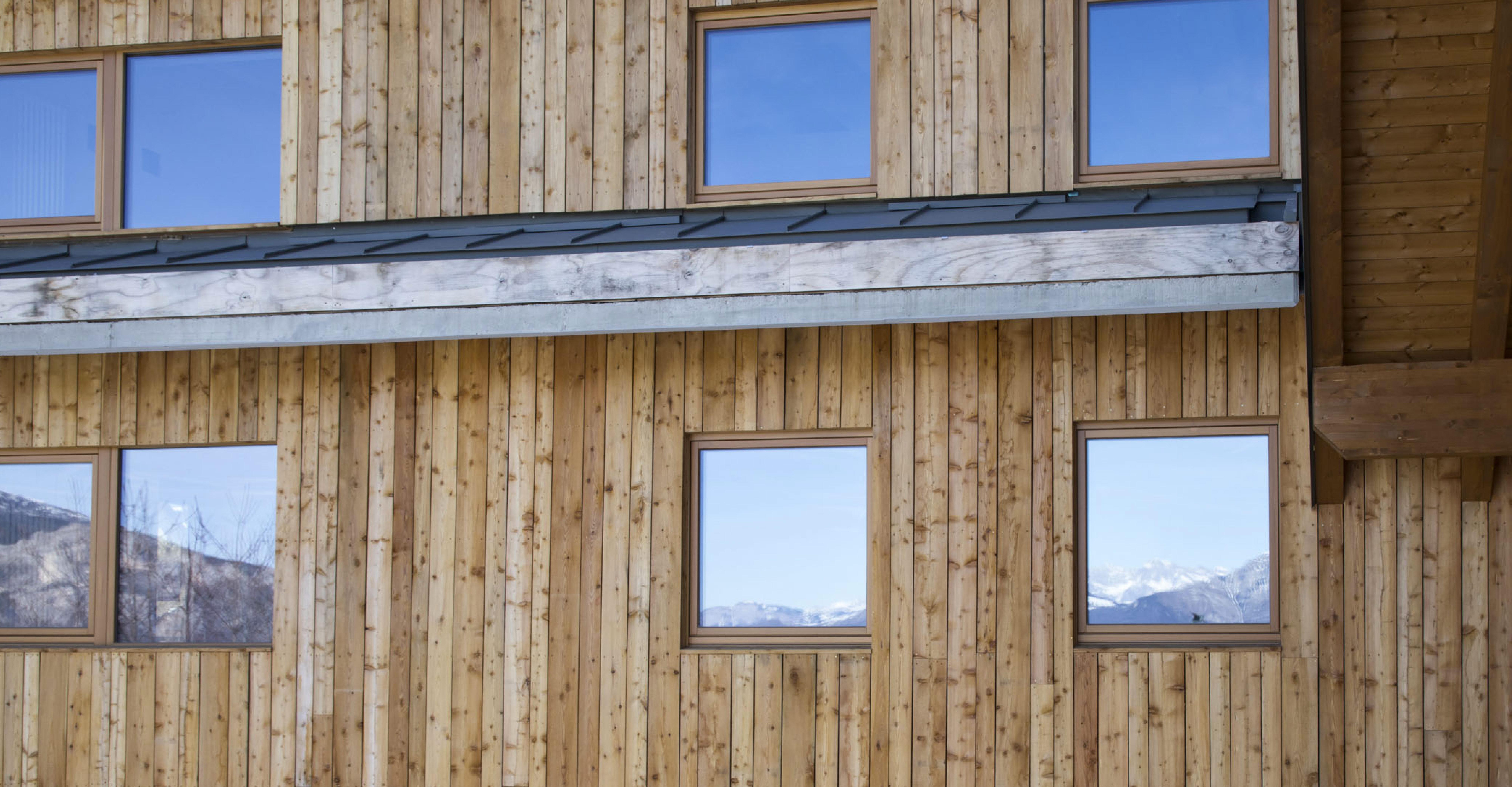 Casa Alpina – architettura 02