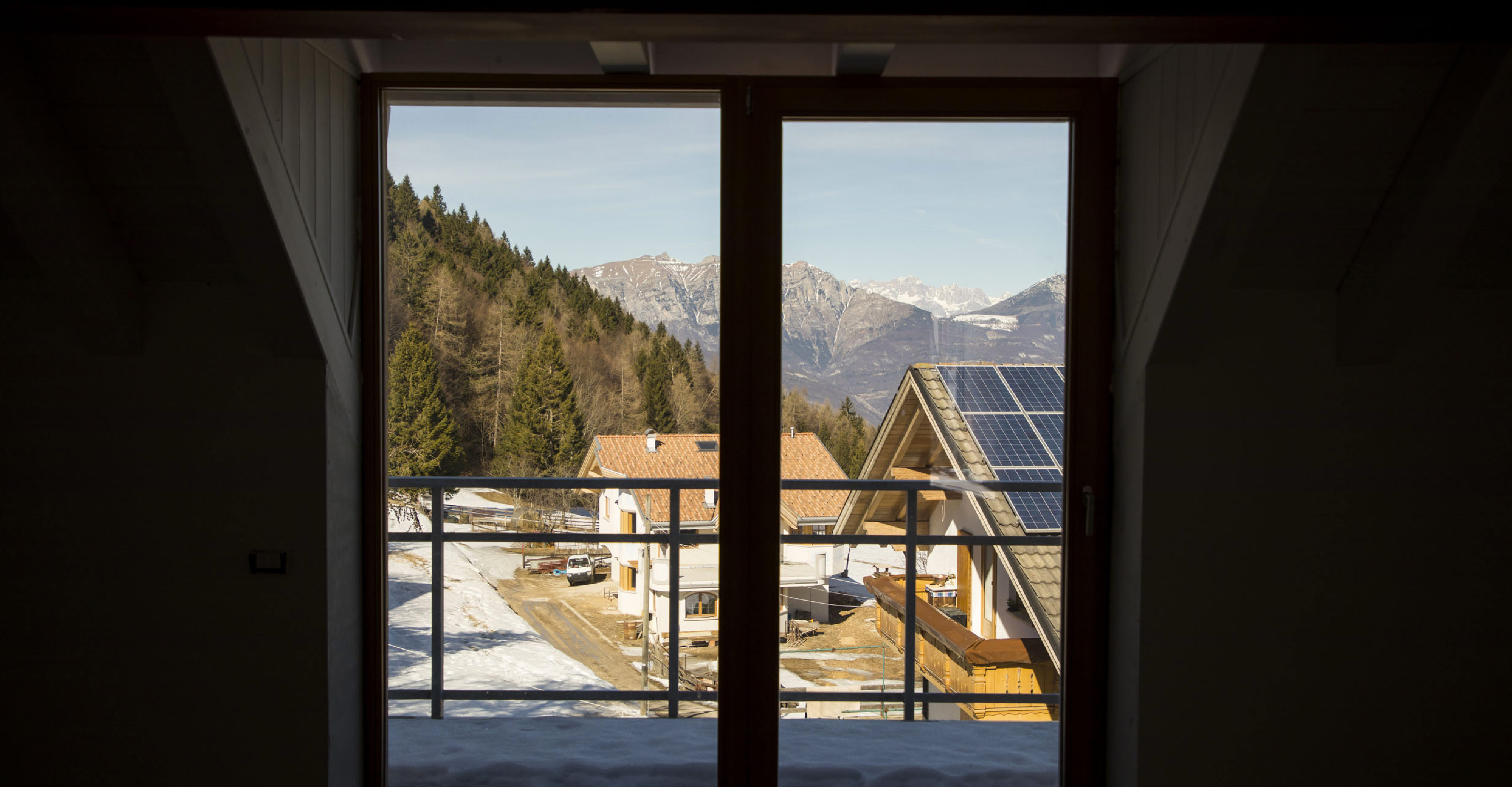 Casa Alpina – architettura 03