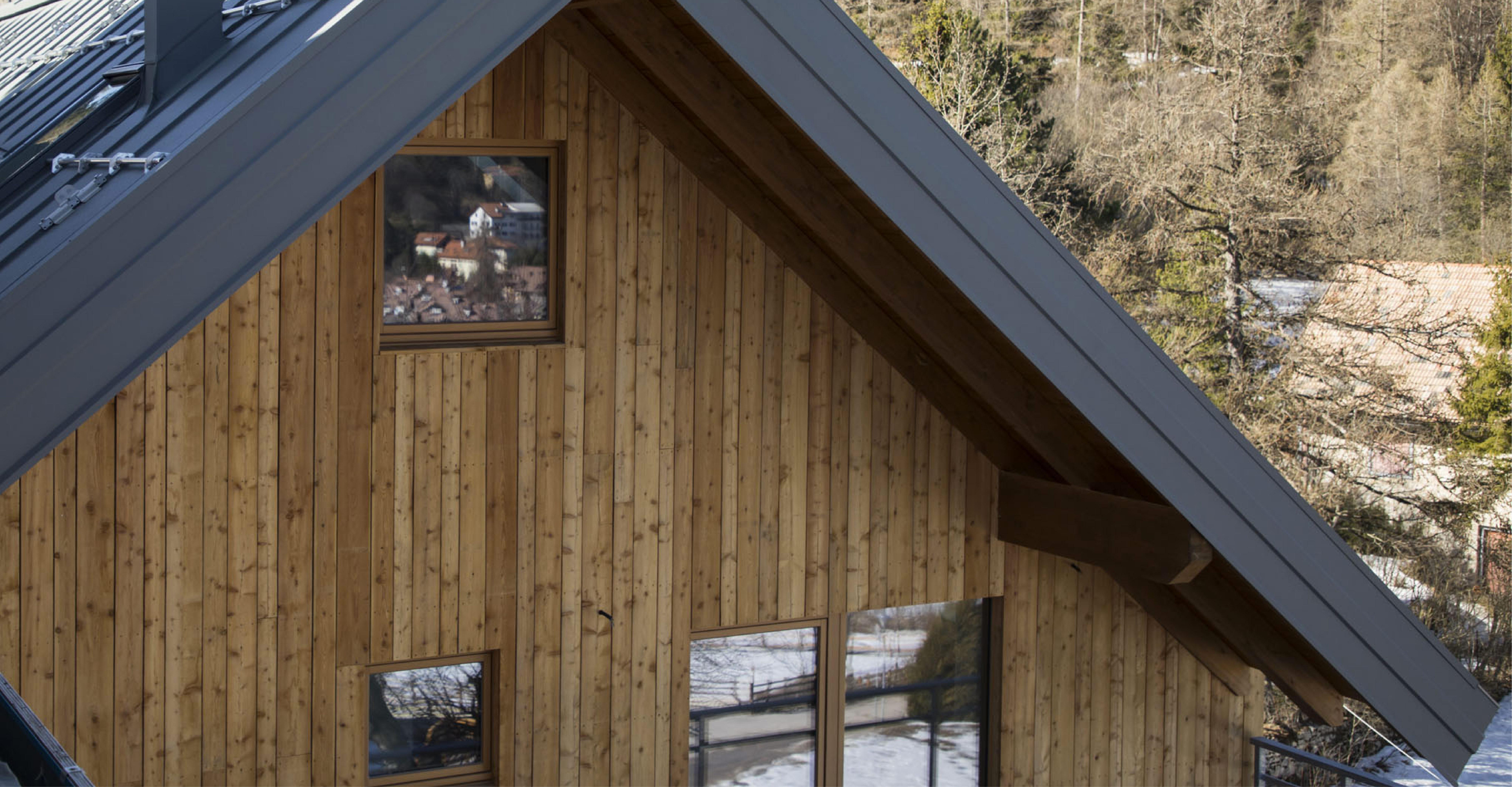 Casa Alpina – architettura 01